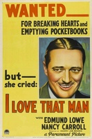 I Love That Man movie poster (1933) picture MOV_8bd4dde0