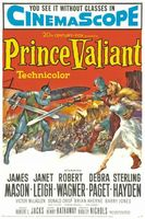 Prince Valiant movie poster (1954) picture MOV_8bddd4b7