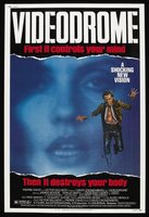Videodrome movie poster (1983) picture MOV_8bded297