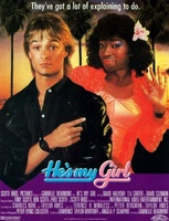 He's My Girl movie poster (1987) picture MOV_8bdee2f6
