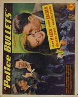 Police Bullets movie poster (1942) picture MOV_8be48acb