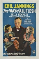 The Way of All Flesh movie poster (1927) picture MOV_8be53475