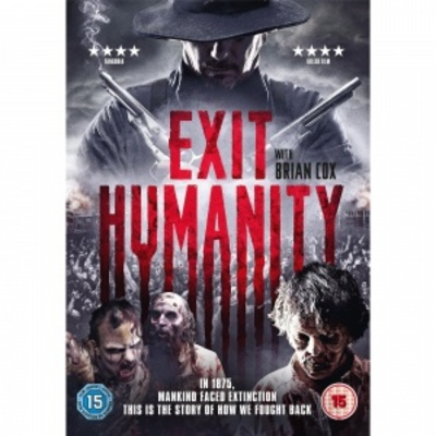 Exit Humanity movie poster (2011) poster MOV_8bea923b