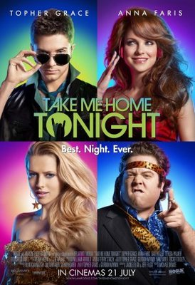 Take Me Home Tonight movie poster (2011) poster MOV_8bf46ef3
