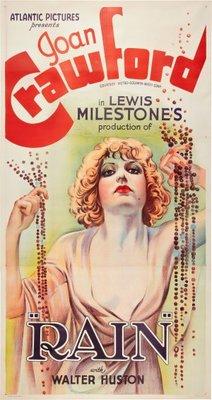 Rain movie poster (1932) poster MOV_8bf474ad
