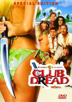 Club Dread movie poster (2004) poster MOV_8bf83a53