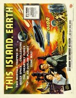 This Island Earth movie poster (1955) picture MOV_8bf9de51