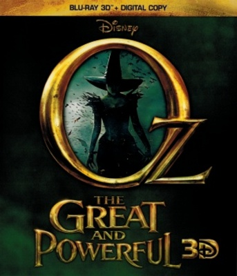 Oz: The Great and Powerful movie poster (2013) poster MOV_8bfec719