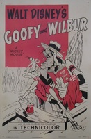 Goofy and Wilbur movie poster (1939) picture MOV_8c02a1f7