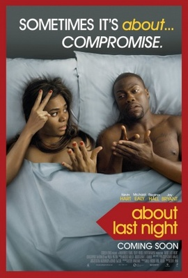 About Last Night movie poster (2014) poster MOV_8c1087c0