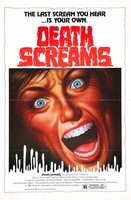 Death Screams movie poster (1982) picture MOV_8c13e535