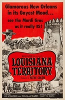 Louisiana Territory movie poster (1953) picture MOV_8c193ae5