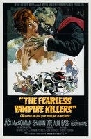 The Fearless Vampire Killers movie poster (1967) picture MOV_8c19d53a