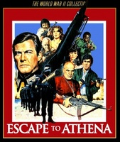 Escape to Athena movie poster (1979) picture MOV_8c1b3a32
