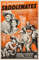 Saddlemates movie poster (1941) picture MOV_8c1b3d0a