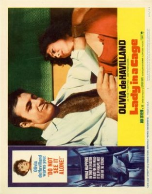 Lady in a Cage movie poster (1964) poster MOV_8c219978