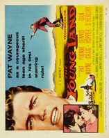 The Young Land movie poster (1959) picture MOV_8c2b0572