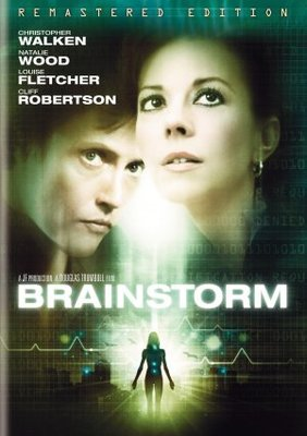Brainstorm movie poster (1983) poster MOV_8c2b8404