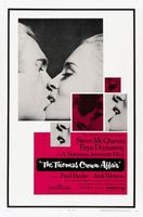 The Thomas Crown Affair movie poster (1968) picture MOV_14be6cd2