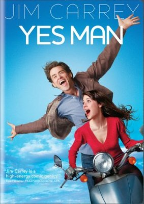 Yes Man movie poster (2008) poster MOV_8c351e5c