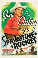 Springtime in the Rockies movie poster (1937) picture MOV_8c364cfa