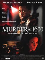 Murder At 1600 movie poster (1997) picture MOV_8c36bc53