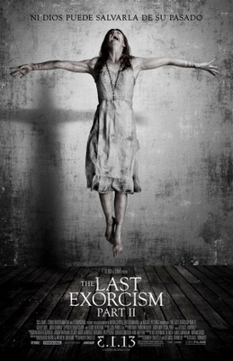 The Last Exorcism Part II movie poster (2013) poster MOV_8c39d8a5