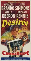 Desirée movie poster (1954) picture MOV_8c3e8fc9