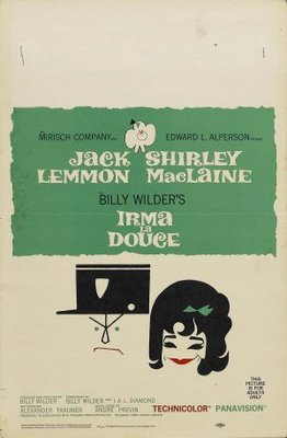 Irma la Douce movie poster (1963) poster MOV_8c3f00e4