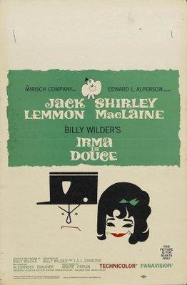 Irma la Douce movie poster (1963) poster MOV_8c3f00e4