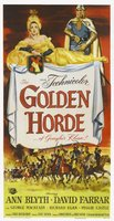 The Golden Horde movie poster (1951) picture MOV_8c42882c