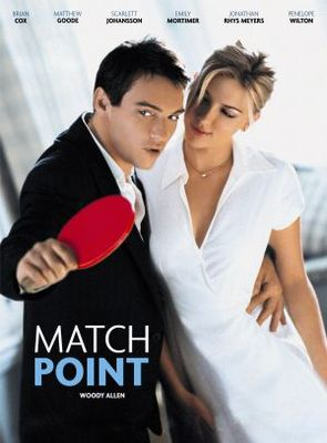 Match Point movie poster (2005) poster MOV_8c49d7d6