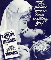 Lady of the Tropics movie poster (1939) picture MOV_8c4b93a9