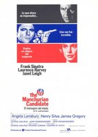 The Manchurian Candidate movie poster (1962) picture MOV_8c4d5460