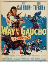 Way of a Gaucho movie poster (1952) picture MOV_8c4d72c8