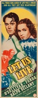 Let Us Live movie poster (1939) picture MOV_8c5408cc