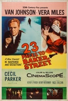 23 Paces to Baker Street movie poster (1956) picture MOV_8c5a5c8e