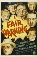 Fair Warning movie poster (1937) picture MOV_8c5ec041