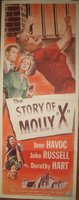 The Story of Molly X movie poster (1949) picture MOV_8c61eca3