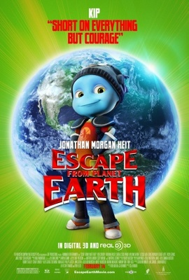 Escape from Planet Earth movie poster (2013) poster MOV_8c64355f