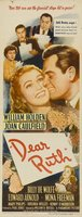 Dear Ruth movie poster (1947) picture MOV_8c6822c0