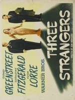 Three Strangers movie poster (1946) picture MOV_8c80733b