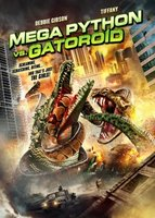 Mega Python vs. Gatoroid movie poster (2011) picture MOV_8c835502