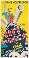 Hit the Deck movie poster (1930) picture MOV_8c91a3f5