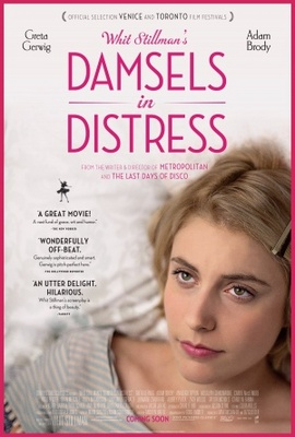 Damsels in Distress movie poster (2011) poster MOV_8c93f112