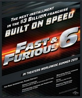 The Fast and the Furious 6 movie poster (2013) picture MOV_8ca16ec8