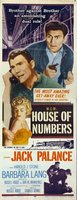 House of Numbers movie poster (1957) picture MOV_8ca2edc7