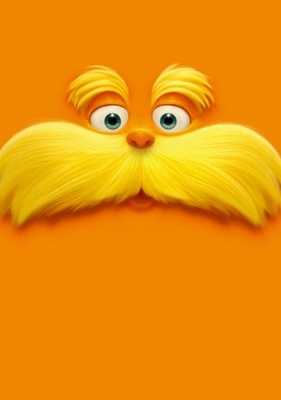 The Lorax movie poster (2012) poster MOV_8ca9b5db