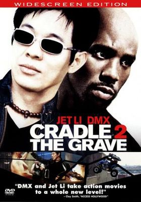 Cradle 2 The Grave movie poster (2003) poster MOV_8cada48e
