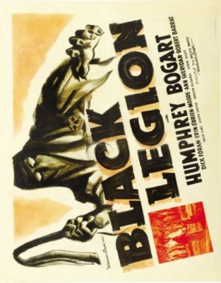 Black Legion movie poster (1937) poster MOV_8cb41827